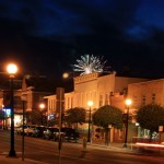 July 3, 2011 Clarion Fireworks. Submitted by Peggy Mortimer.