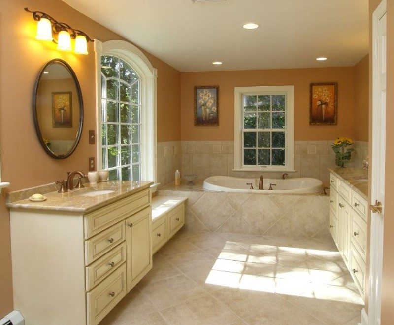 Local business spotlight kahle s kitchens for Can you use kitchen cabinets in bathrooms