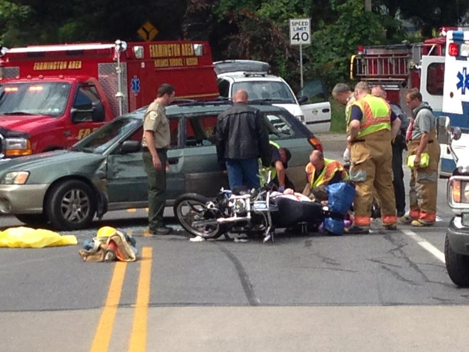 Motorcycle Accident Myrtle Beach