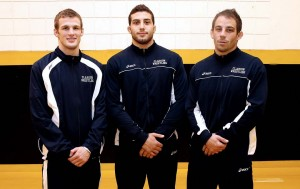 Clarion Wrestling to Honor Three Seniors on Sunday