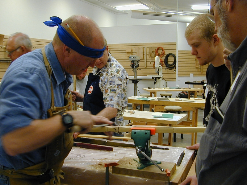 Registration Deadline for Traditional Long Bow Building