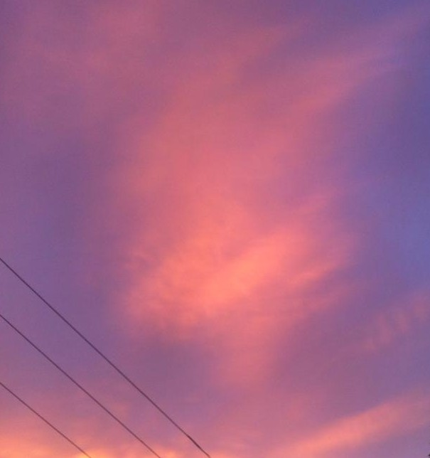 """""""I took this picture this morning, 9-5-2014, Clarion Pa.""""  Submitted by Jamie Michelle."""