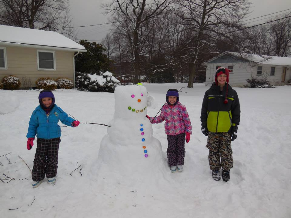 """""""Emma, Kaelynn, and Austin.""""  Submitted by Tamera Fitzsimmons."""
