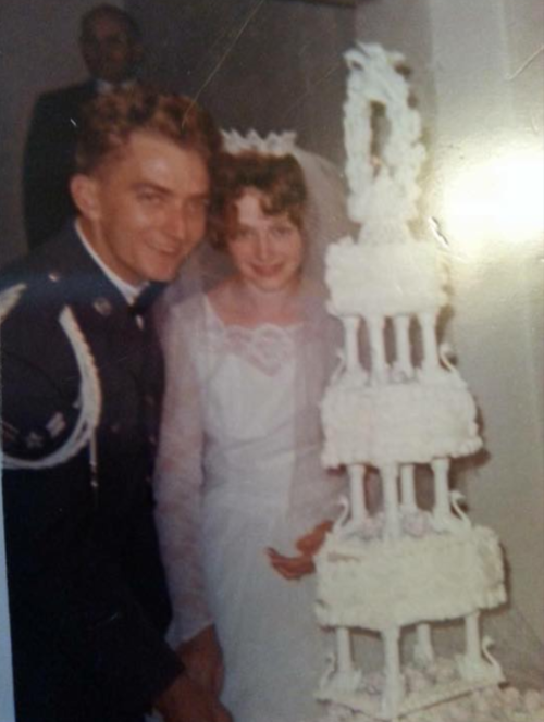 """Happy 50th wedding anniversary to my parents Dick and Sandy Rankin (June 20)!"" Photo submitted by Hope Smith."